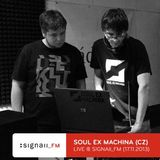 Six Beat Under b2b Rough:Result live @ Signall_FM 17.11.13