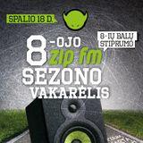 ZIP FM / 8-ojo ZIP FM sezono atidarymo vakarėlis @ GarGar / 2012 10 18