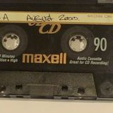 House Music mixtape: recorded August 2000 (side A)