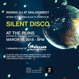 SILENT DISCO ENTRY (MALASIMBO MUSIC AND ARTS FESTIVAL)