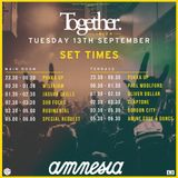 2016.09.13 - Amine Edge & DANCE @ Together - Amnesia, Ibiza, SP