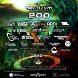 Day 1 Hour 2 - Blood Groove & Kikis Guestmix for Enroute 2 Bliss 200