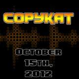 CopyKat October 15th Minimix, 2012