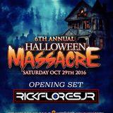 Live @Halloween Massacare 2016 (Opening Set)