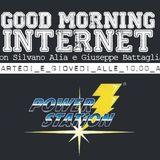 Good Morning Internet 7 maggio 2013 - Silvano Alia & Giuseppe Battaglia - Radio Power Station Avola