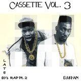 Dj iKhan - Cassette Vol. 3 (80's Rap Pt. 2)