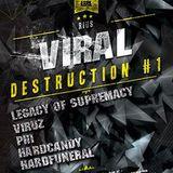 NeuroFunk Mix for Viral Destruction #1