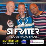 Si Frater - Rejuve Radio Show #36 - OSN Radio 12.10.19 (OCT 2019)