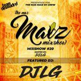 Mas Maiz Mixshow (#20) Ft DJ LG