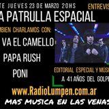 #7 Programa Completo Jueves 23 de Marzo Más Música en las Venas por Radio Lumpen La Plata