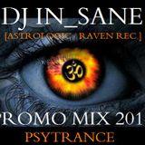 Dj In_Sane Promo Mix January 2014