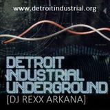 DJ Rexx Arkana - Detroit Industrial - Set 1