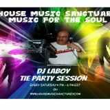 DJ Laboy Tie Party Session
