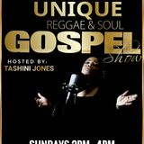 Unique Gospel and Reggae Show - TJ - 17 June 2018