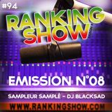 Ranking Show N°8 - Hot Eight - Blacksad