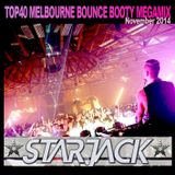 TOP40 Melbourne Bounce Megamix (November 2014) Download Link In Description