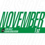 #BsideRadio Nov 1st Half Mixed by @DJKDAB