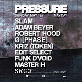 Funk D'Void - Live @ Pressure, SWG3 - 01.05.2016