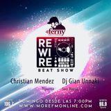 Christian Mendez Live at More FM 98.9 (Rewire Beat Show)