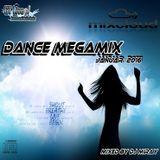 Dance Megamix Januar 2016