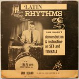 Sam Ulano's Latin Rhythms [FULL ALBUM] (LANE LP-139) 1956