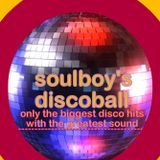 soulboy's discoball-the biggest discohits-the greatest sound/long versions special with discomix