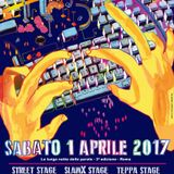 Giovanni (Scossa Solidale) - Rave Letterario 2017