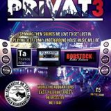 PRIVAT3 WHQ Teaser 2 - 8th March WHQ Newcastle Upon Tyne