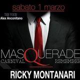 Ricky Montanari @ Carnival Remember - (at 4 Vele), Pescara - 01.03.2014