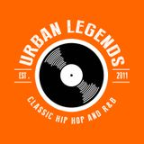 Urban Legends Classic Hip Hop, New Jack Swing and R&B In The Mix 31-07-16