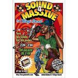 Sound 4 Massive special Reggae Waz Fest #9 - 16/05/16