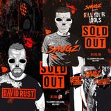 Shugz VS David Rust - Kill Your Idols, Telegraph Building, Belfast (31.10.2019)