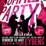 Summer Party Eybens - 2013 - J N B Exclusif Dj Set - 1ère partie