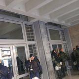 26.01.2018 - Απολογία στον ανακριτή 5 συλληφθέντων, ανταποκρίσεις από τα Δικαστήρια Θεσ/νίκης