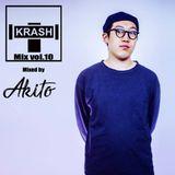 KRASH Mix vol.10(Mixed By Akito)