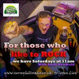 Andy's Rock Show - 18/10/2014