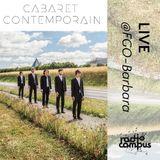 CABARET CONTEMPORAIN | LIVE @ FGO-BARBARA