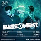 The Bassment 2/24/17 w/ Miles Medina