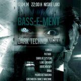 Pedro Octahedro :: dj set @ BASS/e/MENT :: dark techno night :: 2014/04/12