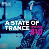 Armin van Buuren – A State of Trance ASOT 810 – 20-APR-2017