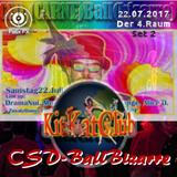 Live-Set 2@CSD-BALLbizzare im KitKatClub_4. Raum (22.07.2017)