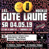 Nor Martim @Gute Laune Munich 04.05.19 / LIVE RECORDING