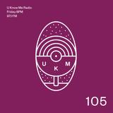 U Know Me Radio #105 | SONAR Pętle Zremiksowane | YG Hootie & Kendrick Lamar | Children Of Zeus