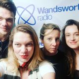 Annie Waits in the Wandsworth Radio Studio Friday 9th March '18
