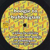 Boogie to Bubblegum