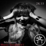 Music Session #1_Mellanie @La Villa Rouge 2K15