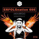 DJ LINDA ERFOLG - ERFOLGnation 666 №14 (SLASE FM 27.11.18)