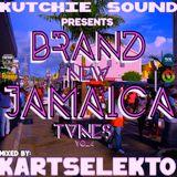 BRAND NEW JAMAICA TUNES VOL.4 - KART SELEKTO