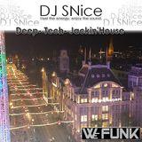 DJ SNice - Taste of Deep-, Tech, Funky and Jackin House