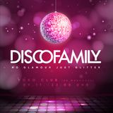 DISCOFAMILY - No Glamour Just Glitter Party Teaser Mix